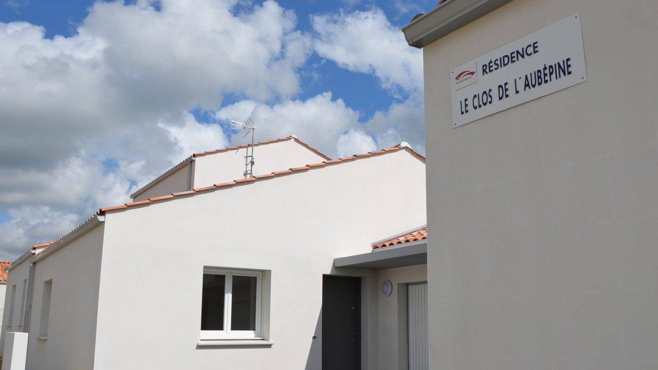 Remise de clés de 6 logements à Landeronde