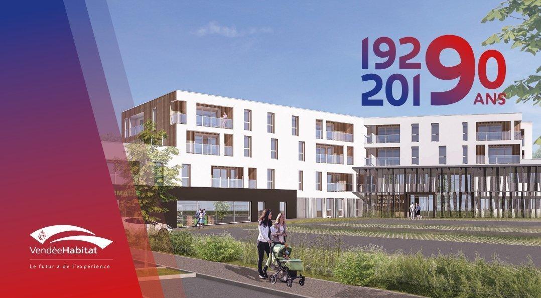 90 ans de Vendée Habitat et maintenant