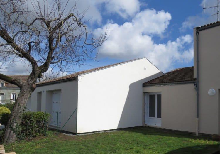 residence réhabilitée au Langon