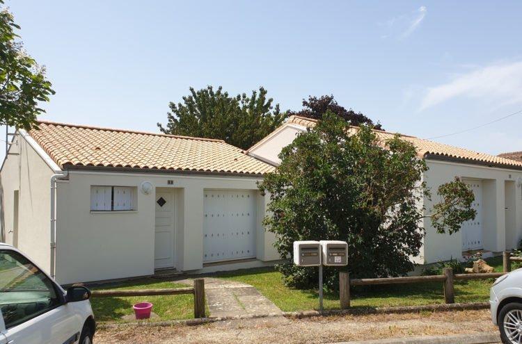 résidence réhabilitée à Maillezai - Mon Plaisir