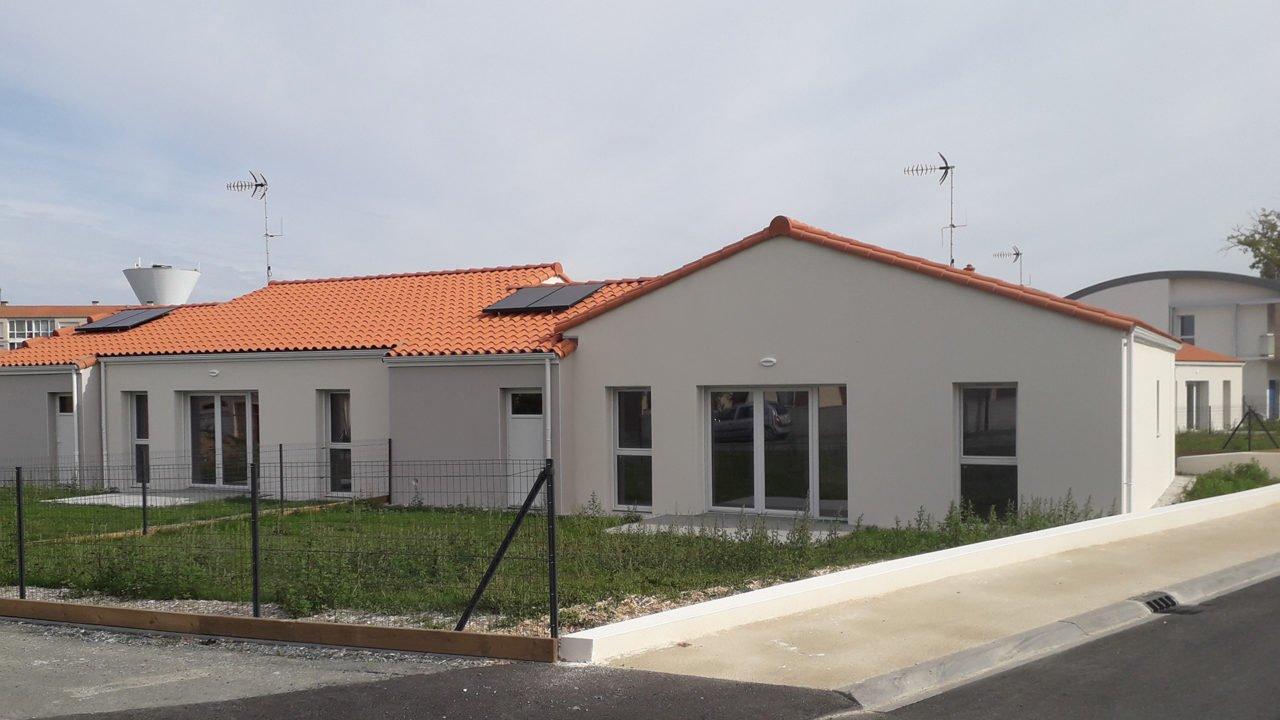 logement Mortagne sur Sevre PSLA