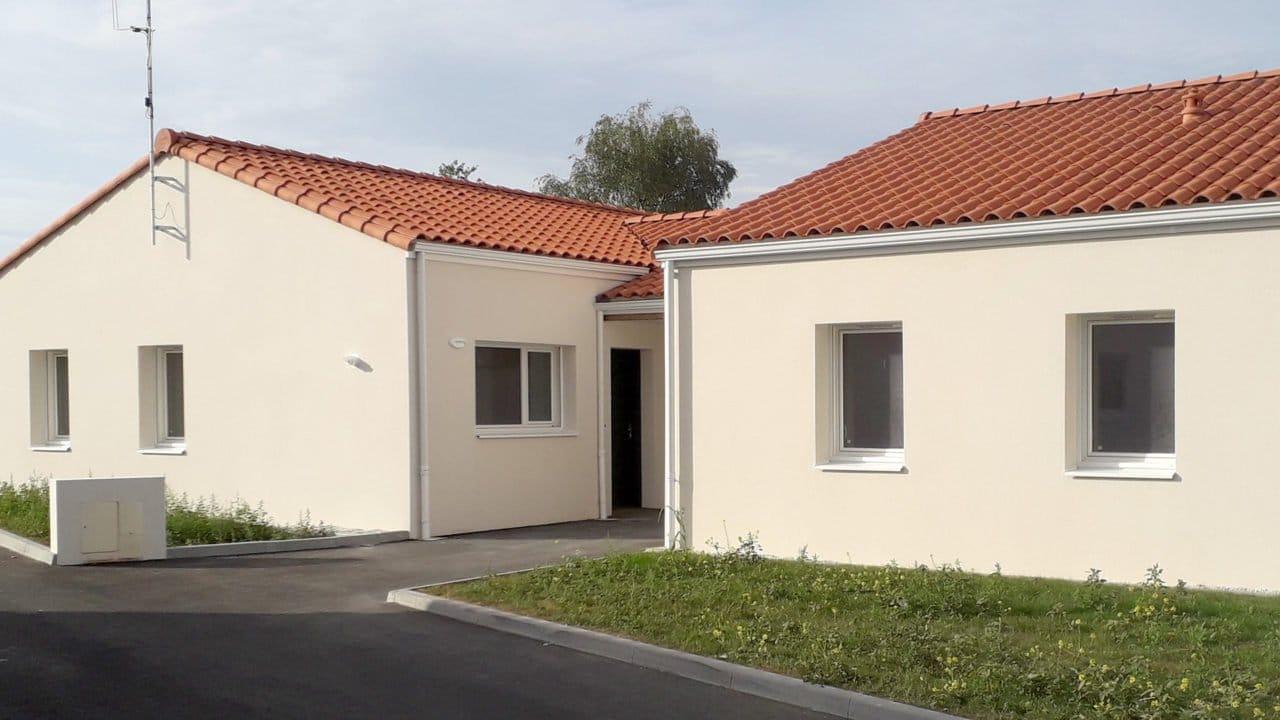 logement PSLA Mortagne sur Sevre Garage