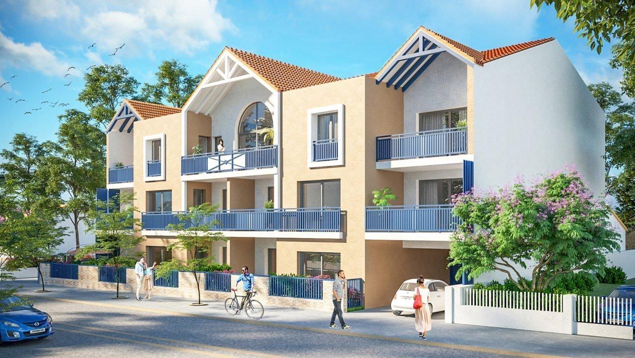 Appartement Les Sables d'Olonne - avenue René Coty