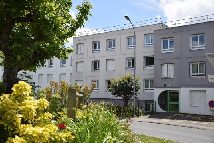 La résidence de La Vigne aux Roses à La Roche sur Yon