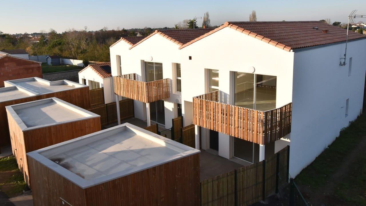 logements à Saint Hilaire de Riez