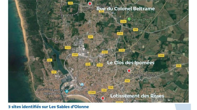 Bail Réel Solidaire Les Sables d'Olonne accession terrain