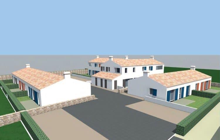 nouveaux logements à Noirmoutier