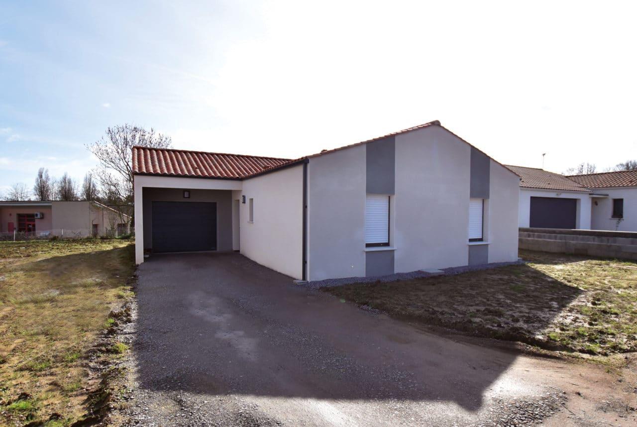 Maison à vendre - Essarts-en-Bocage -Modèle Cassiopée