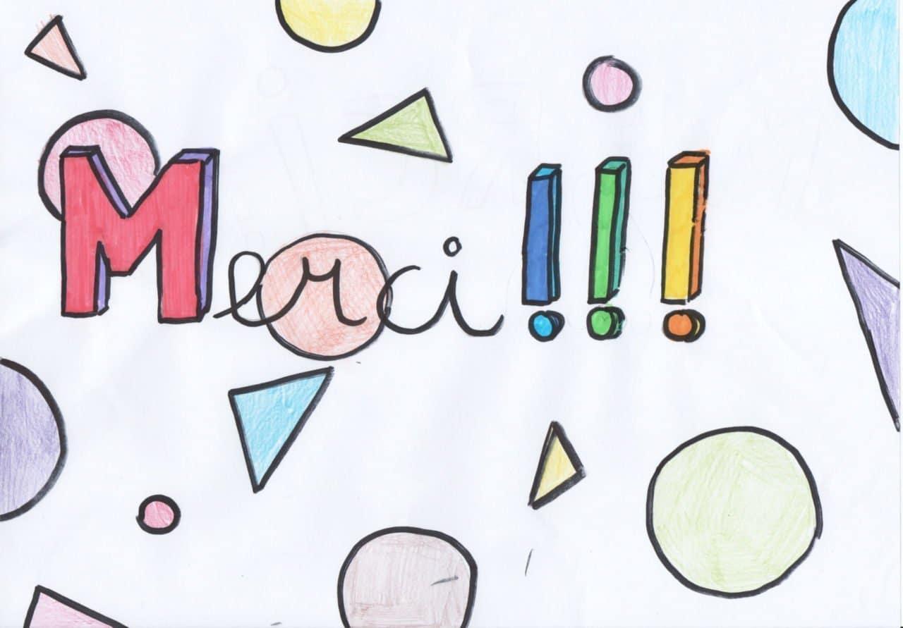 covid-19 - dessins enfants pour personnel soignant