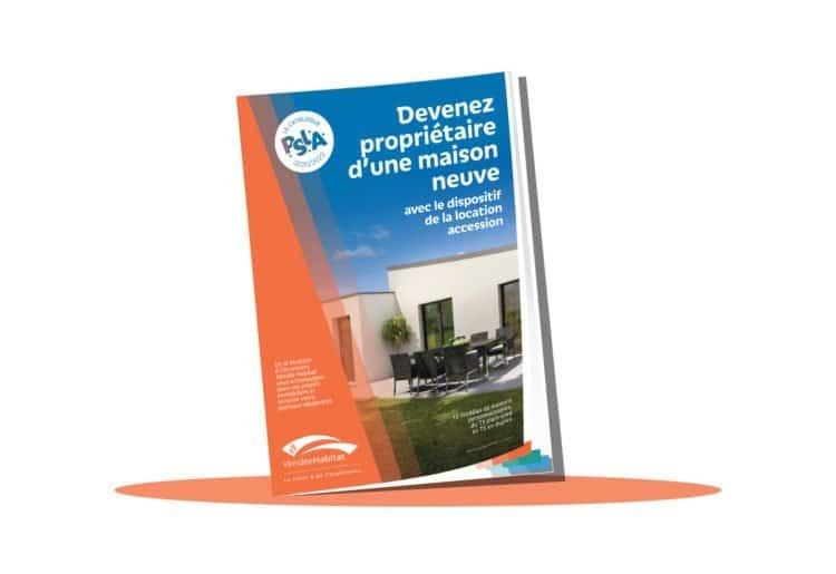 logements PSLA avec le nouveau PSLA catalogue 2020-2022
