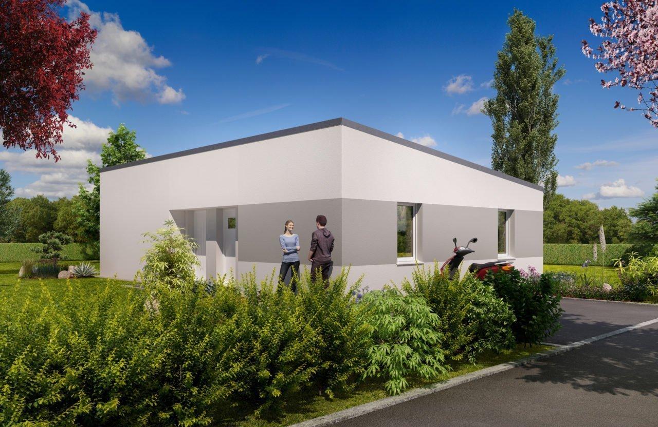 Constructions de maison en Vendée - modèle quartz de Vendée Habitat