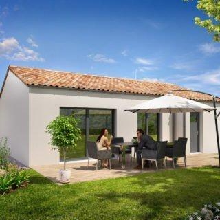 Construction de maisons en Vendée - Modèle Opale de Vendée Habitat