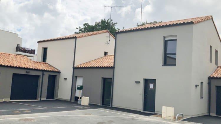 logements aux Sables d'Olonne Résidence Frédéric Passy PSLA et locatifs
