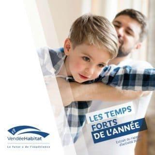 Rapport Activités 2019 de Vendée Habitat