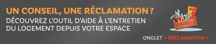 Accès à l'outil d'aide à l'entretien du logement - Vendée Habitat