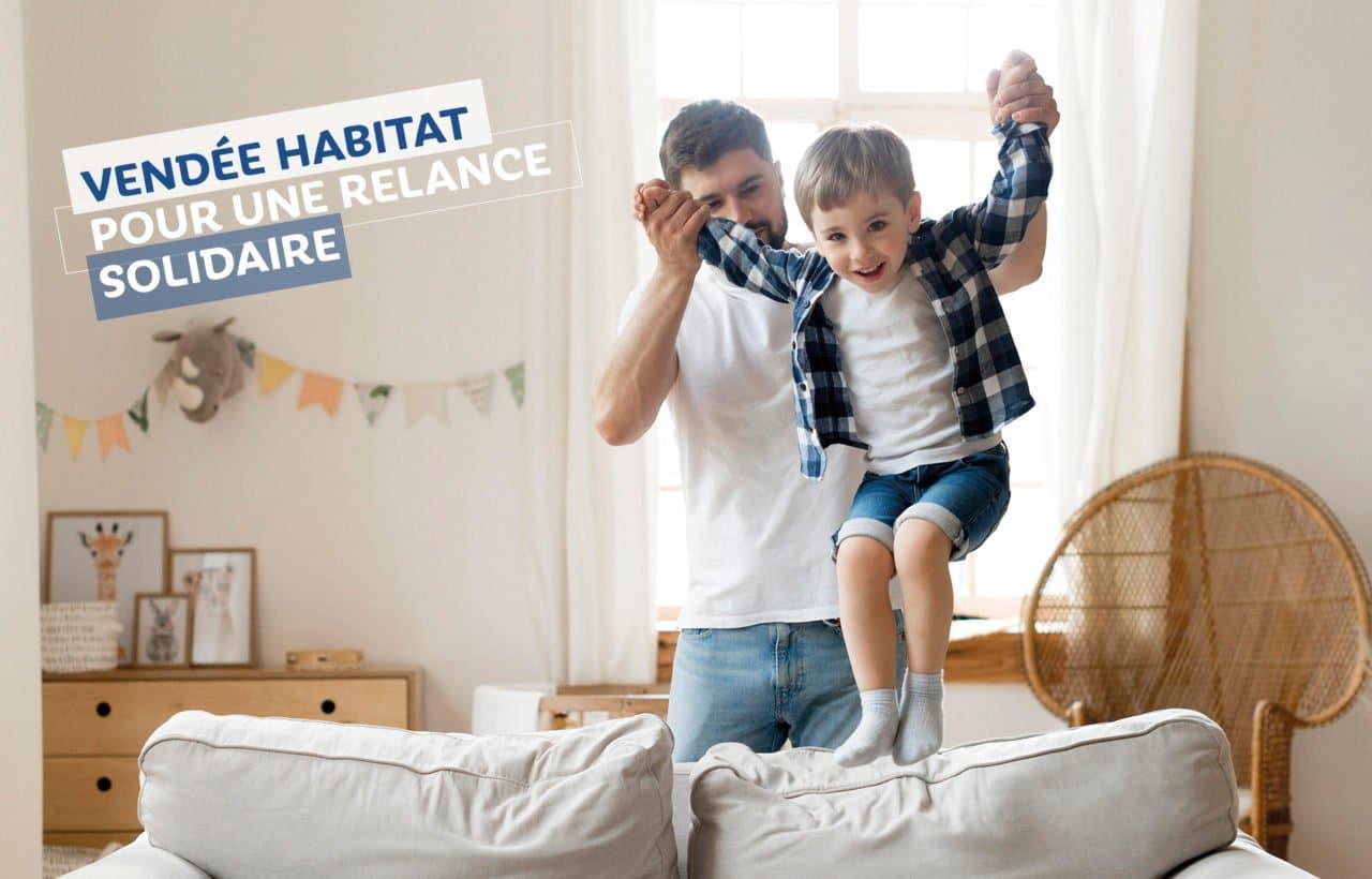 Vendée Habitat dévoile son plan de relance solidaire et ambitieux 2020-2026