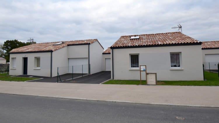 Résidence Le Hameau du Petit Lay - Rochetrejoux - Vendée Habitat