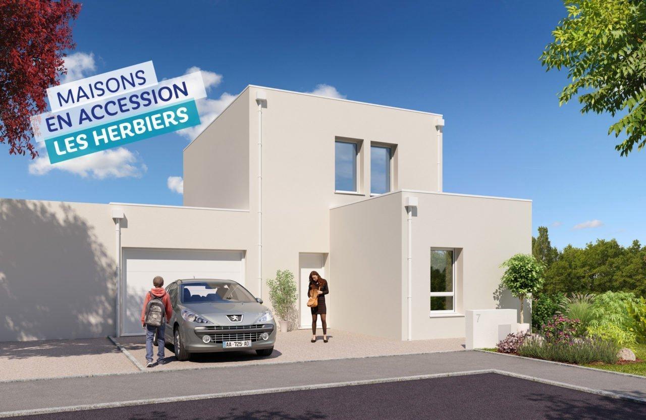Vendée Habitat - logement aux Herbiers - accession à la propriété