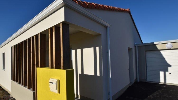 Vendée Habitat livre 4 logements à Grand'Landes