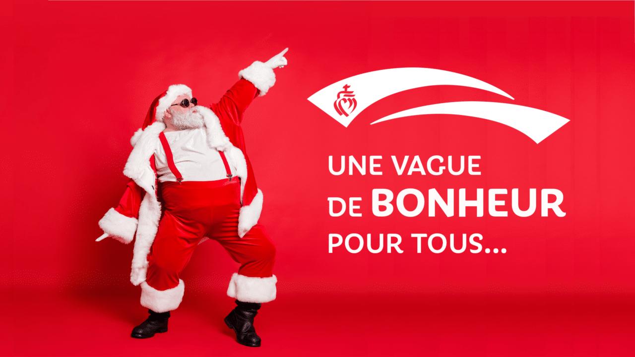 Vendée Habitat vous souhaites de joyeuses fêtes 2020