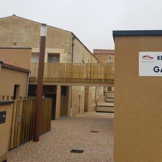Logements à Mouzeuil Saint Martin