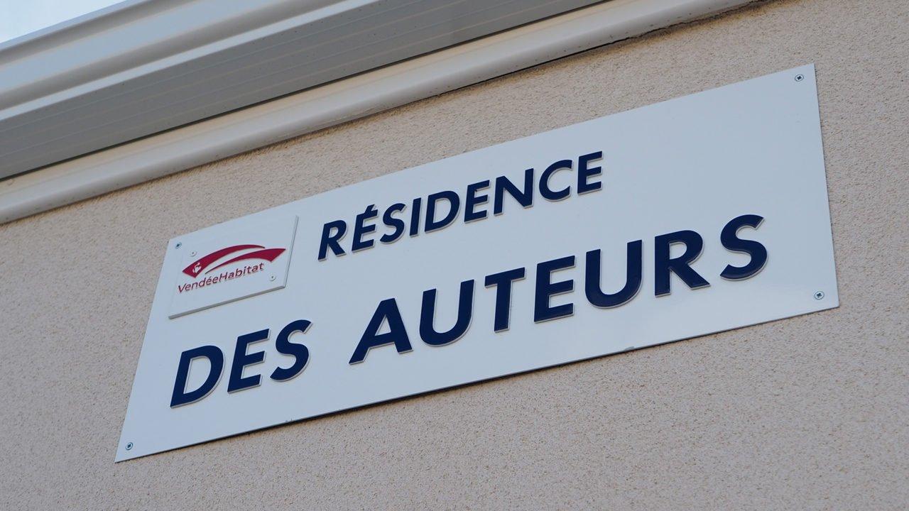 Résidence Les Auteurs à Saint Martin des Tilleuls