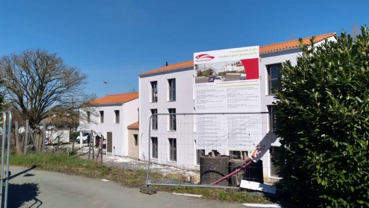 résidence jeunes actifs à Chantonnay