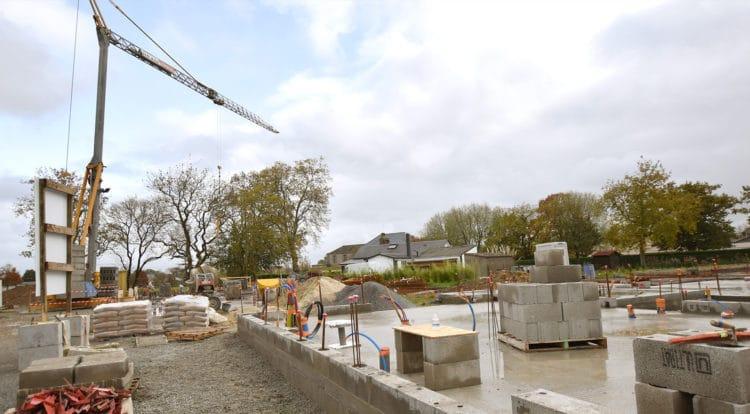 Covid-19 - Toujours mobilisés chantier btp