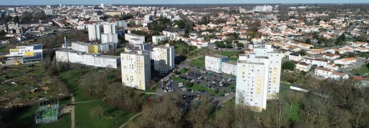 PRIR La Roche-sur-Yon - vue générale