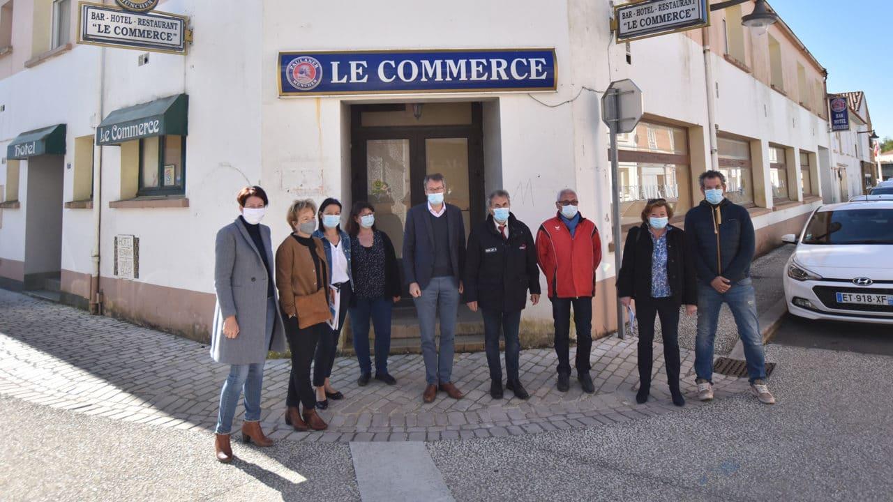 Reconstruire la ville sur la Ville à Talmont-Saint-Hilaire