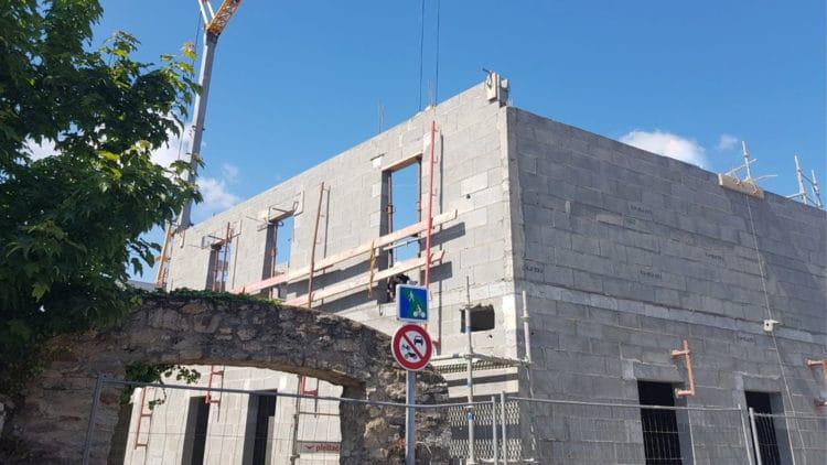CMP en construction
