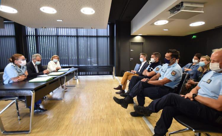 Signature de la convention de partenariat avec la Gendarmerie Nationale
