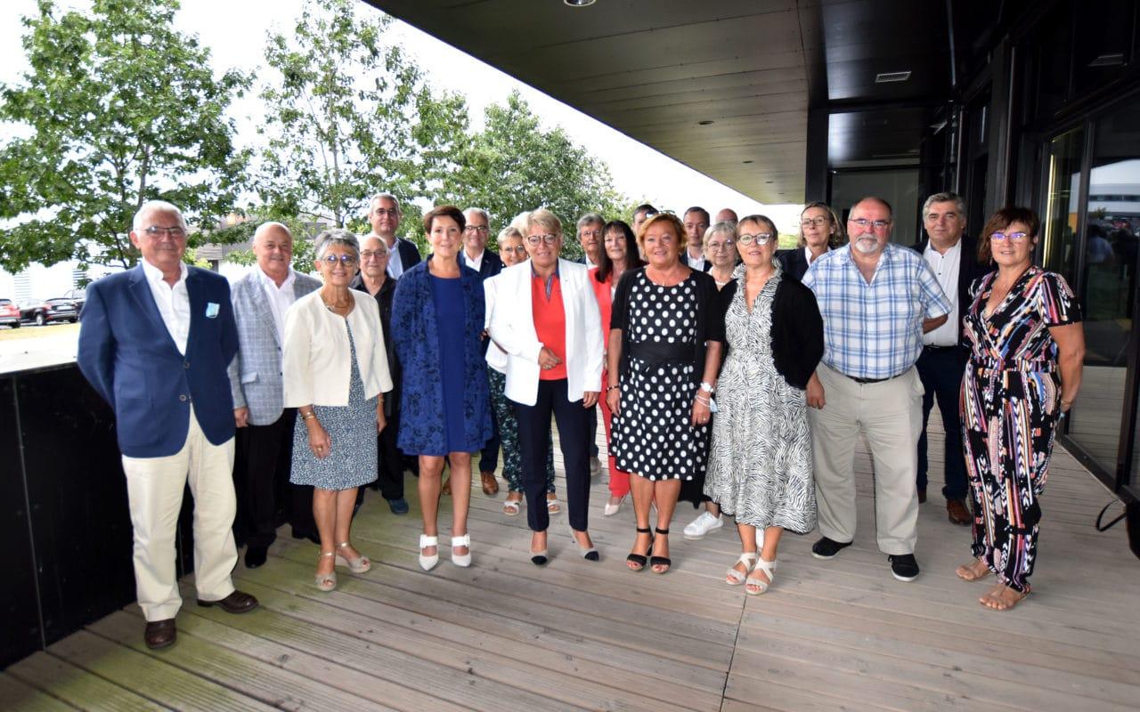 Le nouveau conseil d'administration 2021 de Vendée Habitat