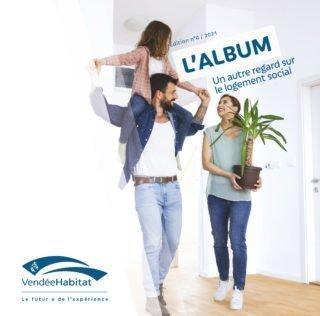 Album 2021 de Vendée Habitat