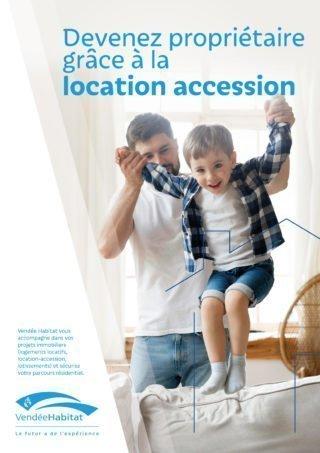 Plaquette de présentation de la location accession